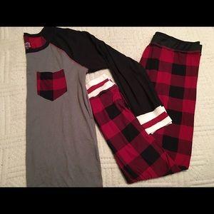 Urban Planet Women's Pajama Set